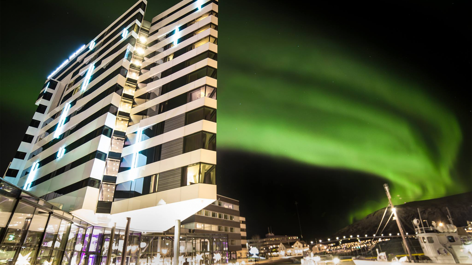 The Edge hotel i Tromsø